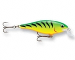 Rapala SSR09 FT Shallow Shad Rap wobbler